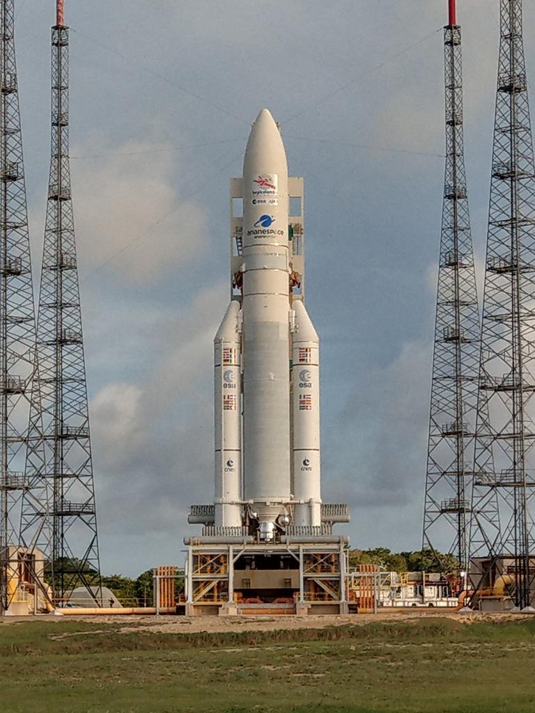Ariane 5 ECA VA245 (BepiColombo) - 20.10.2018  - Page 2 1201