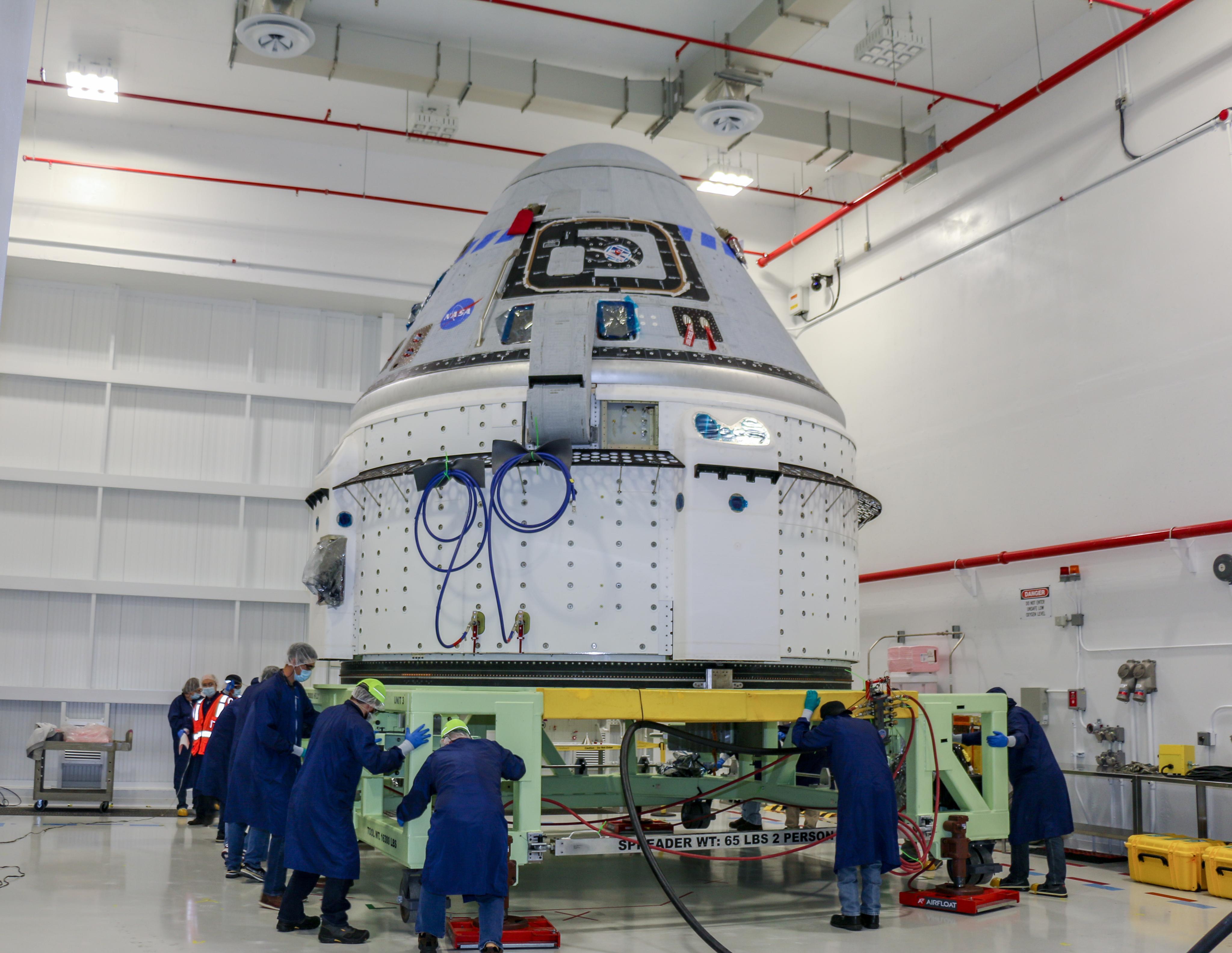 Atlas V N22 (Starliner n°2 - OFT-2) - KSC - 2021 ? - Page 3 12019