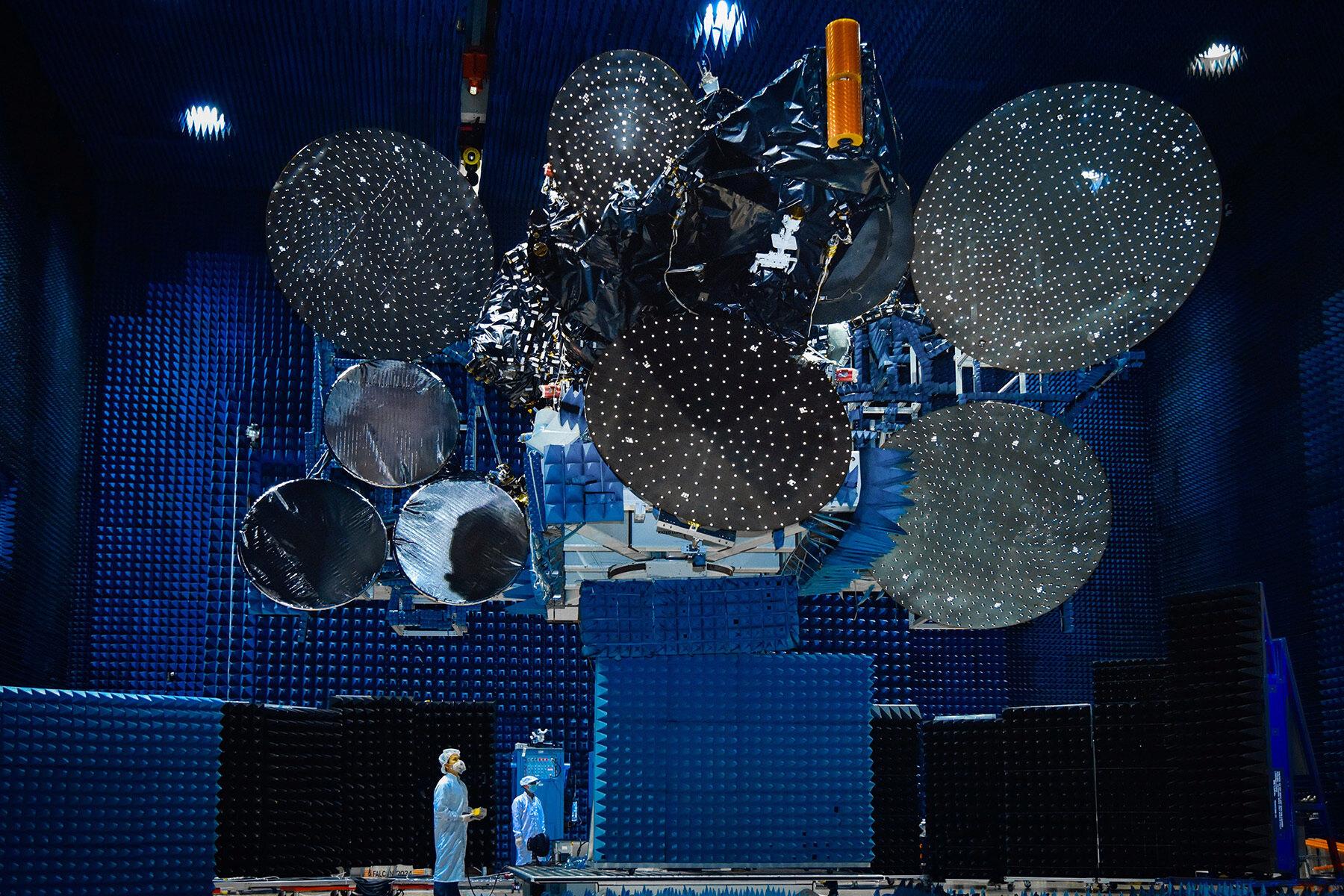 Ariane 5 VA254 (Star One D2 & Eutelsat Quantum) - CSG - 30.7.2021 12028