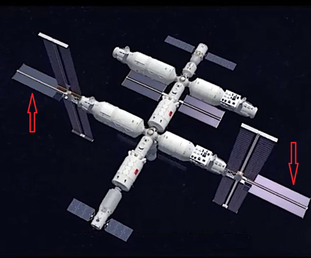Station spatiale chinoise (Tiangong 3/CSS) - Page 10 12036