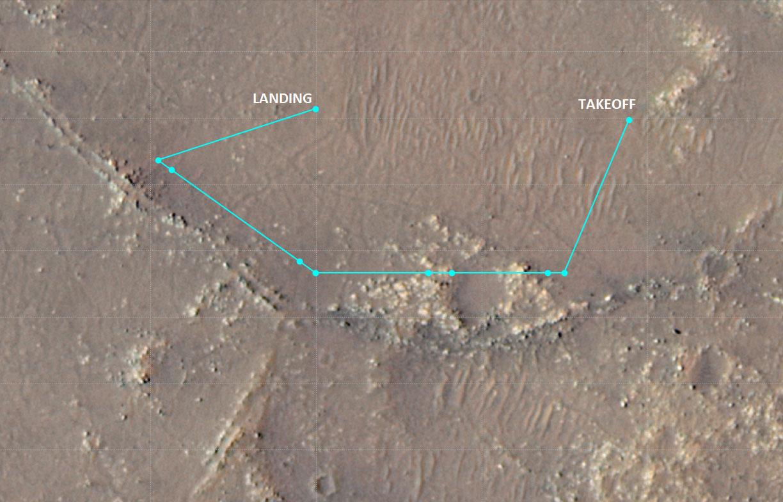 Mars 2020 (Perseverance - Ingenuity) : exploration du cratère Jezero - Page 19 12068