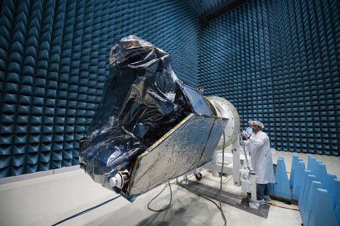 CHEOPS - Mission du télescope d'études d'exoplanètes 1207