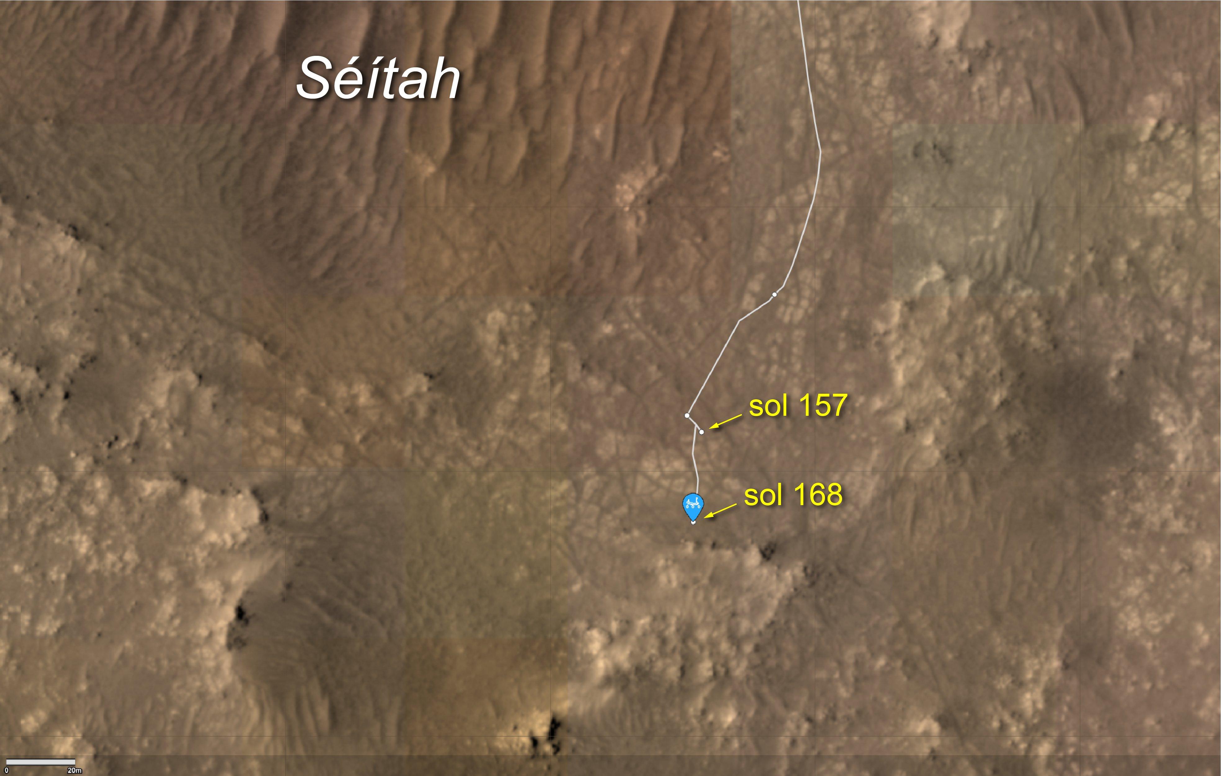 Mars 2020 (Perseverance - Ingenuity) : exploration du cratère Jezero - Page 20 12094
