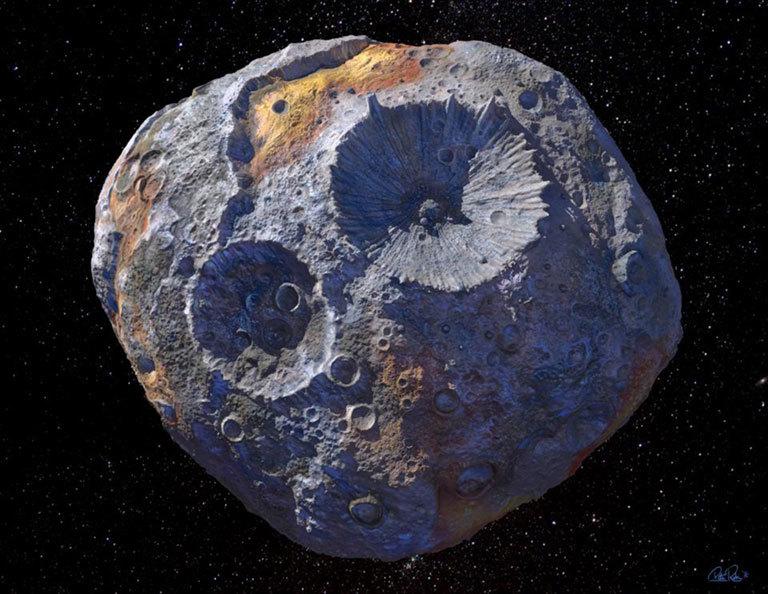 Psyche - Préparation et suivi de la mission (Astéroïde Psyché) - Août 2022 12110