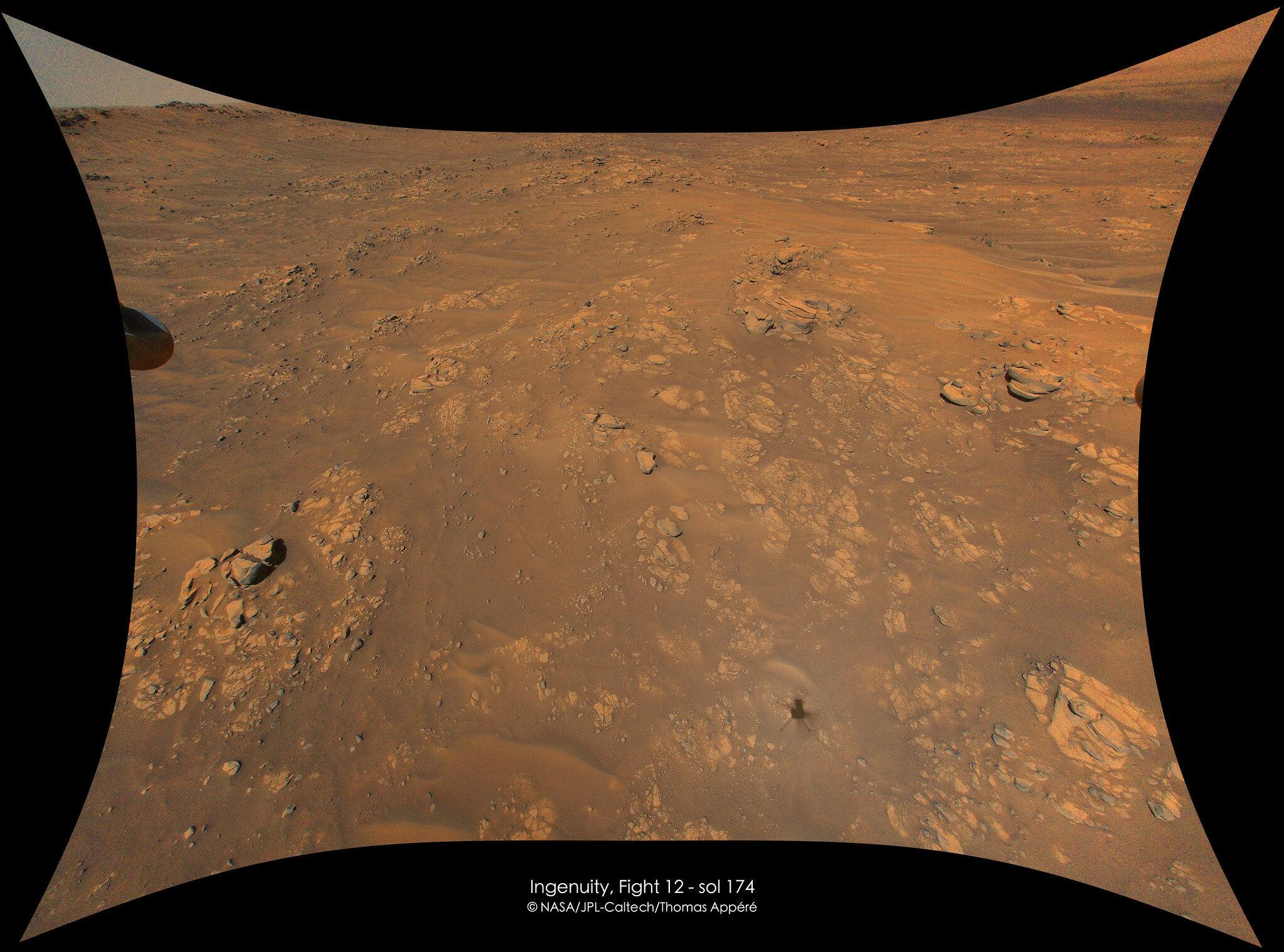 Mars 2020 (Perseverance - Ingenuity) : exploration du cratère Jezero - Page 21 12131