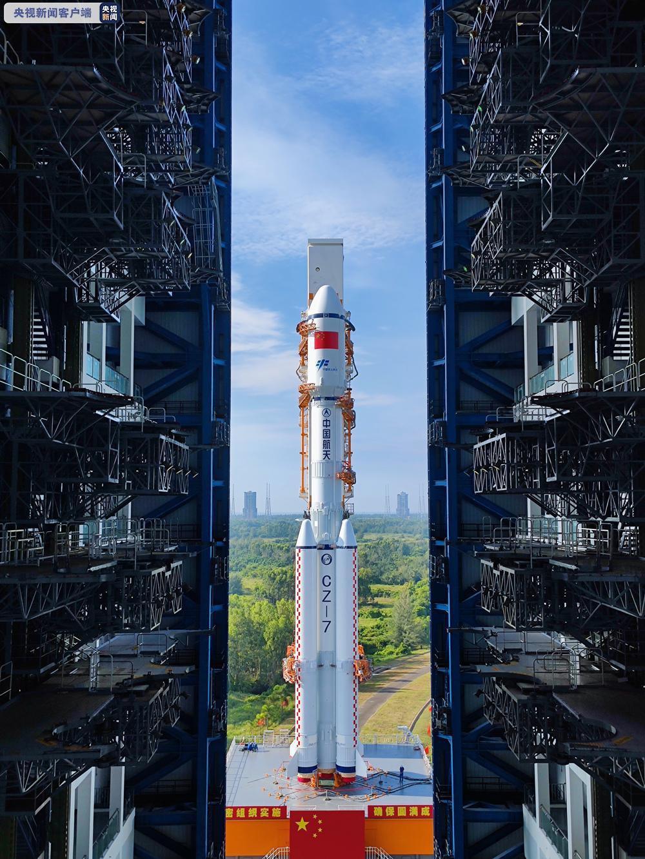 CZ-7 (Tianzhou-3) - WSLC - 20.9.2021 12150