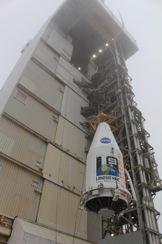 Atlas V 401 (Landsat-9 & cubsats) - VSFB - 27.9.2021 12151