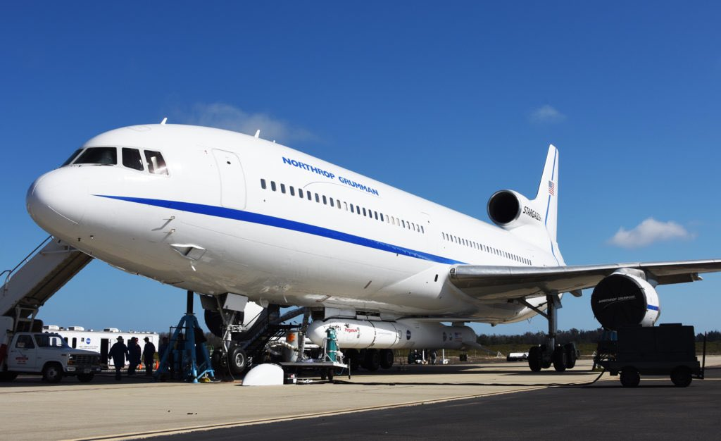L-1011/Pegasus-XL (ICON) - CCAFS - 10.10.2019 - Page 2 1219
