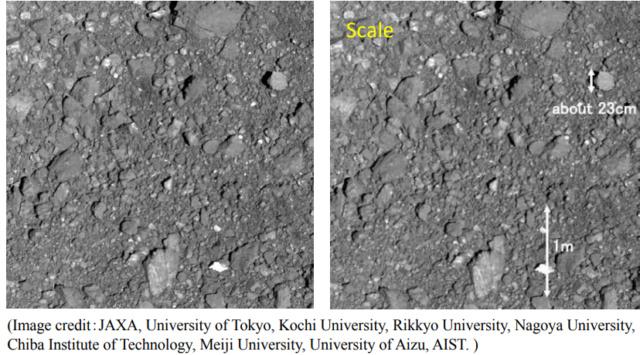 Hayabusa-2 - Mission autour de Ryugu - Page 22 122