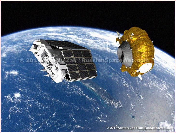 Soyouz-2.1b / Fregat-M (Cosmos 2529 / Glonass-M 57) - 3.11.2018 1224