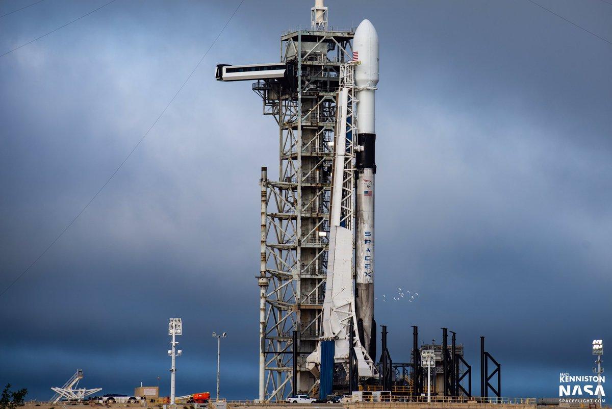 Falcon 9 block 5 (Es'hail-2) - 15.11.2018 1261