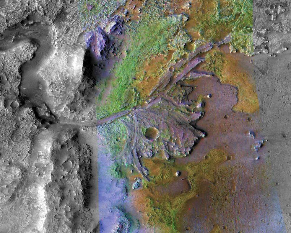 "Préparation du rover Mars 2020 ""Perseverance"" - Page 8 1267"