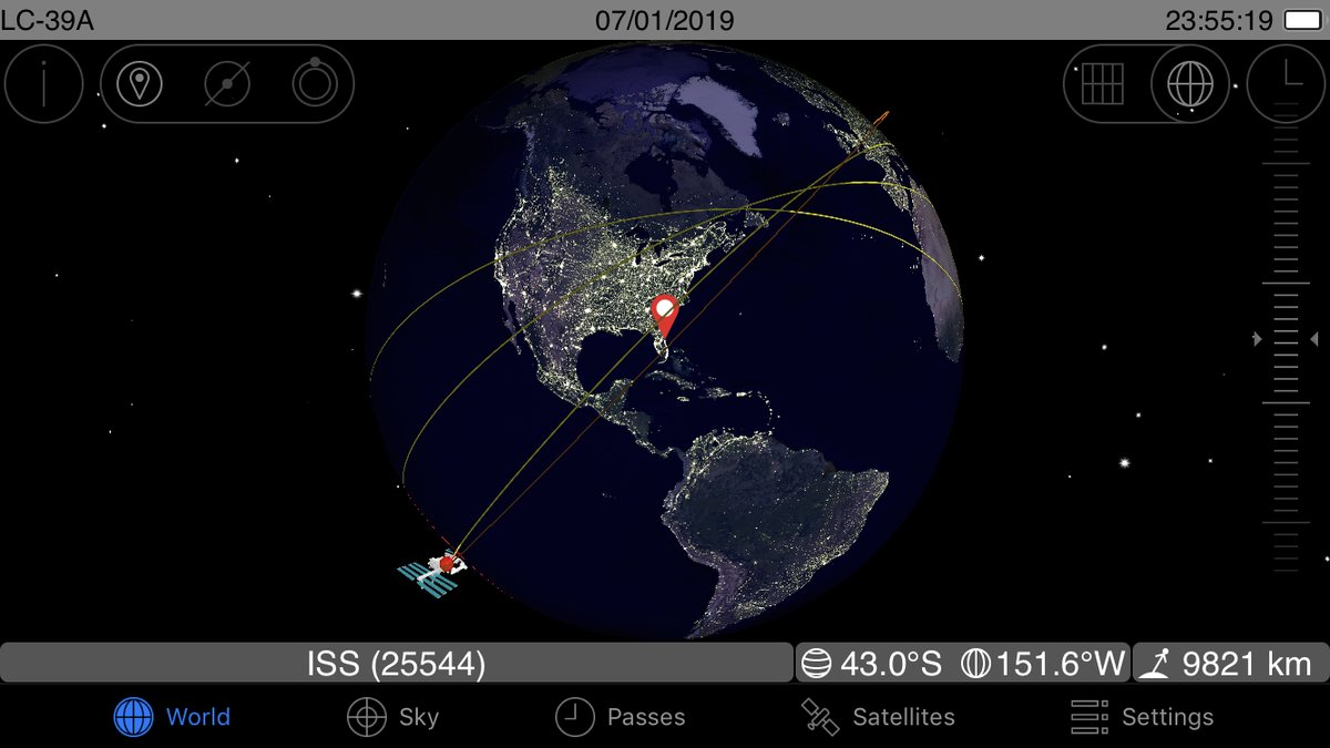 Falcon 9 (Dragon 2 Demo-1) - KSC - 02.03.2019 - Page 4 1276