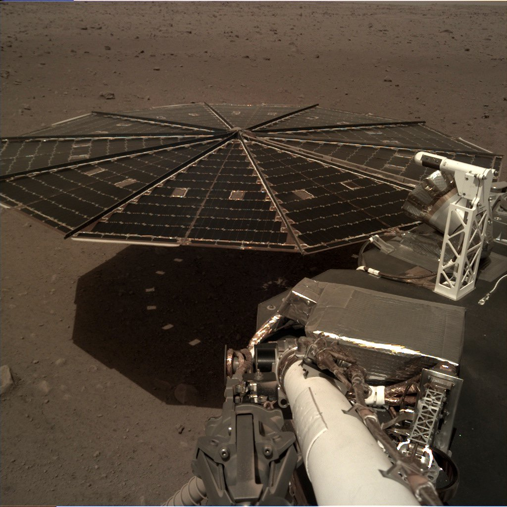 InSight - Mission d'exploration sur Mars - Page 10 1300