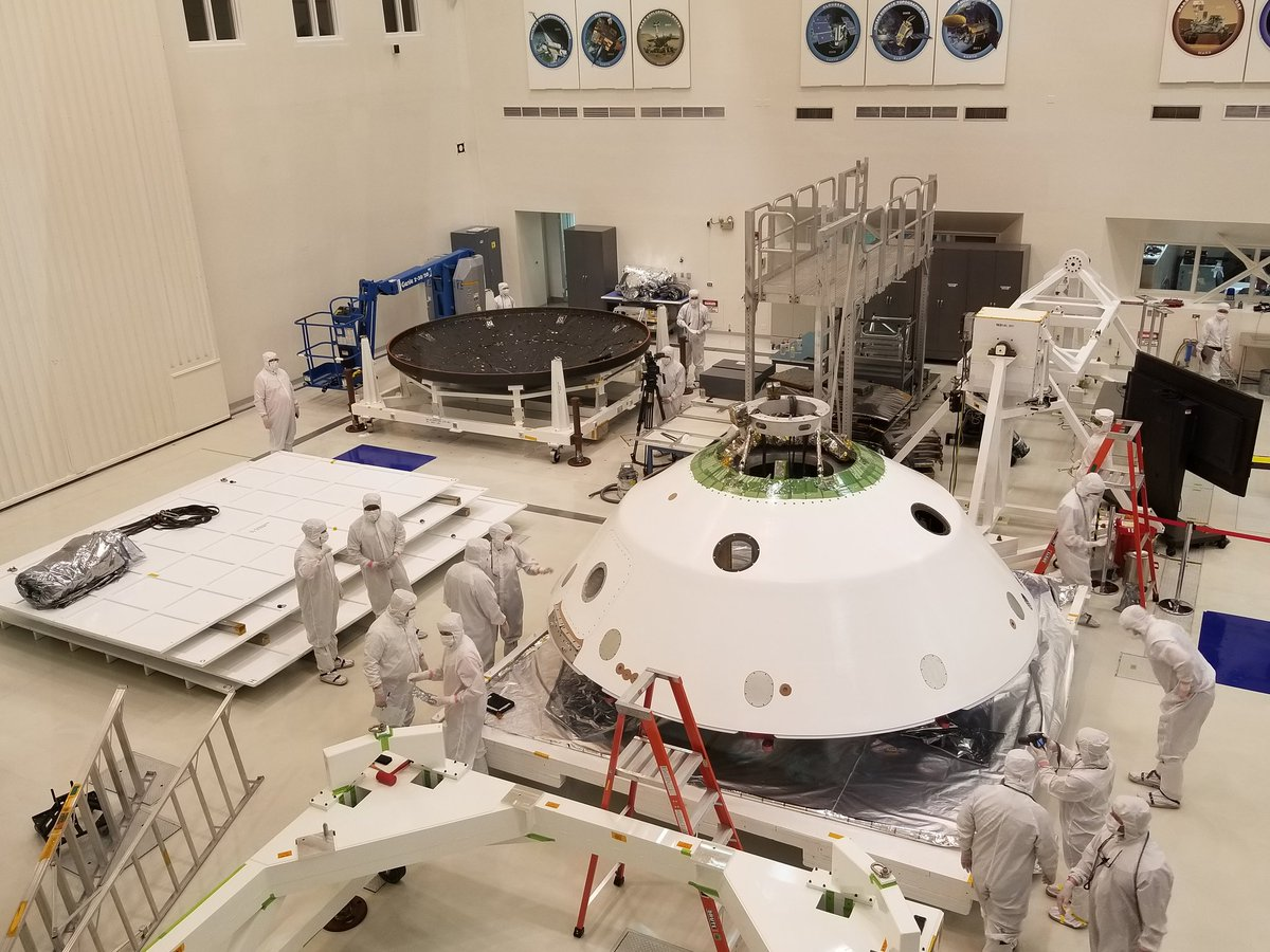 "Préparation du rover Mars 2020 ""Perseverance"" - Page 8 1316"