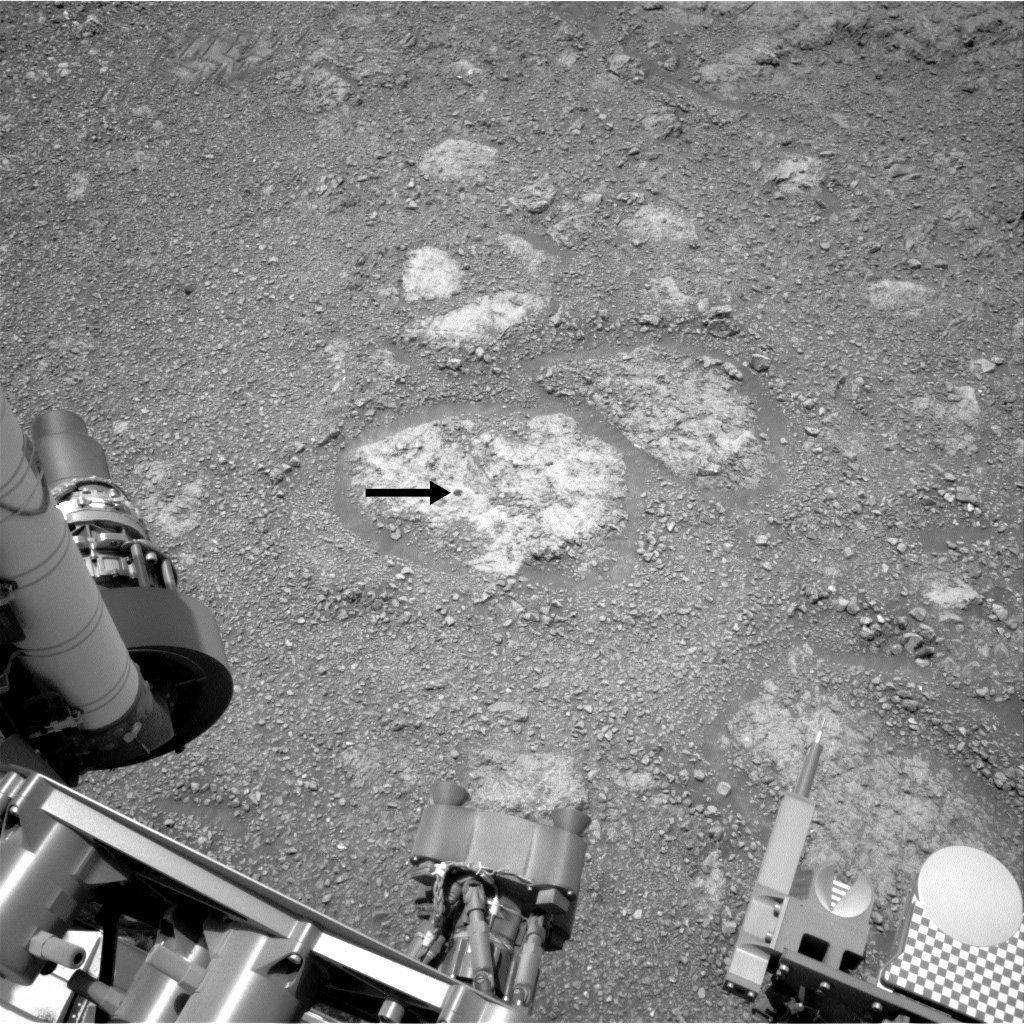 [Curiosity/MSL] L'exploration du Cratère Gale (2/2) - Page 41 1331
