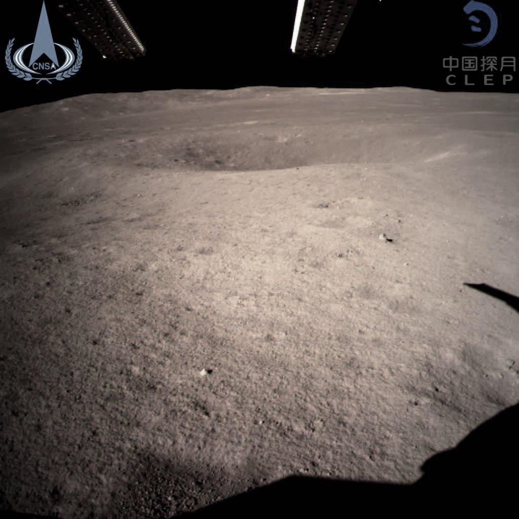 Chang'e 4 - Mission sur la face cachée de la Lune (rover Yutu 2) - Page 5 1355