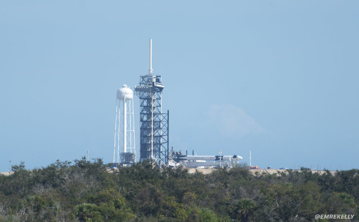 Falcon 9 (Dragon 2 Demo-1) - KSC - 02.03.2019 - Page 6 1360