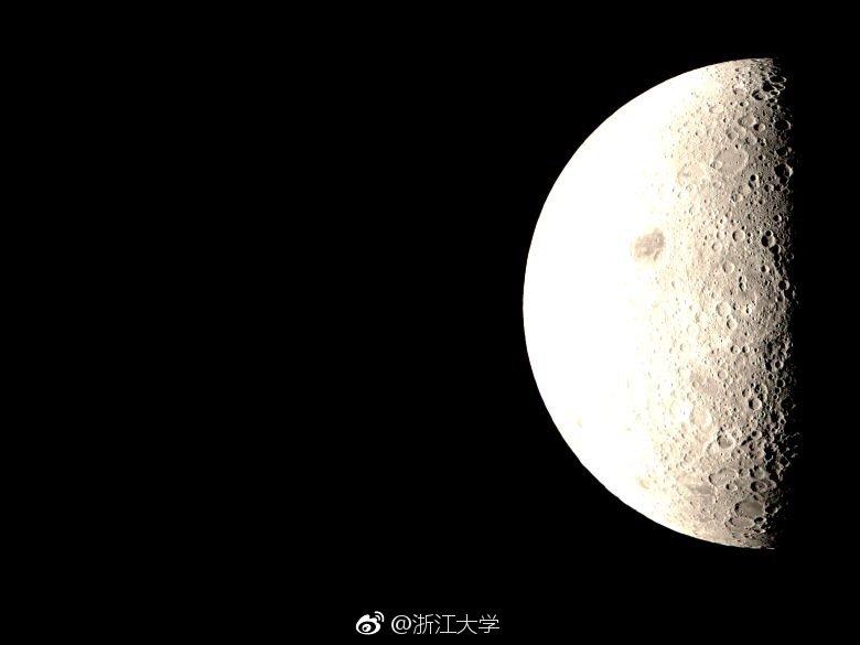Chang'e 4 - Mission sur la face cachée de la Lune (rover Yutu 2) - Page 6 1363