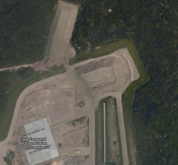 [Blue Origin] LC-36, le complexe de lancement New Glenn 137