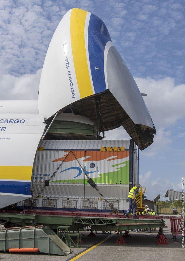 Ariane 5 VA247 (HS-4/SGS-1 + GSAT-31) - 5.2.2019 1373