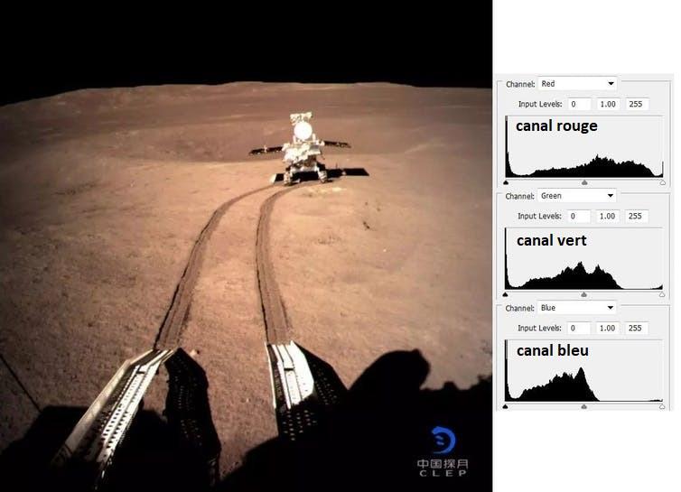 Chang'e 4 - Mission sur la face cachée de la Lune (rover Yutu 2) - Page 7 1374