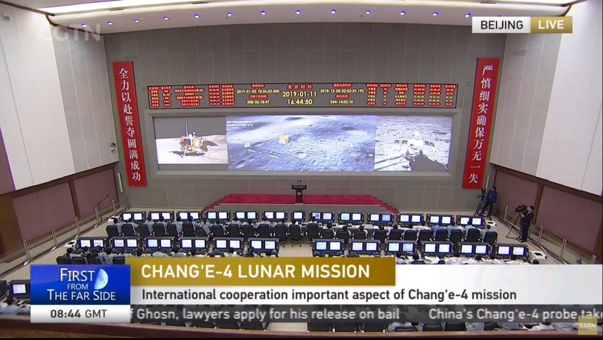 Chang'e 4 - Mission sur la face cachée de la Lune (rover Yutu 2) - Page 8 1379