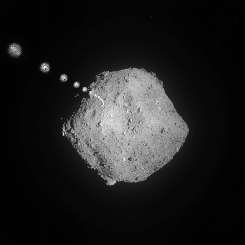 Mission Hayabusa-2 - Astéroïde Ryugu - Page 25 138