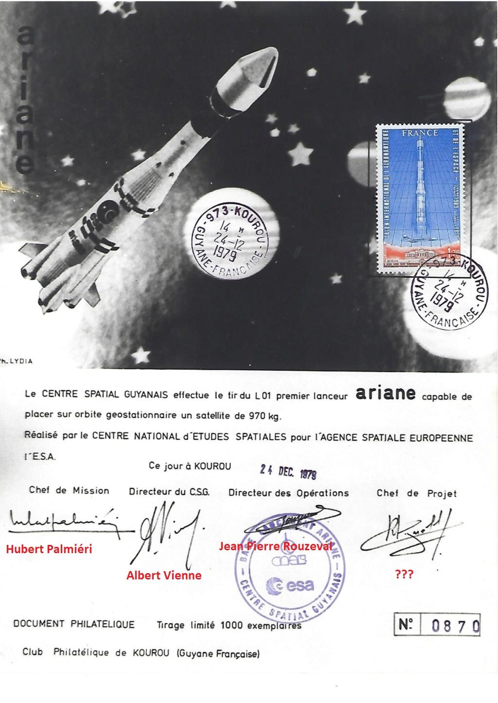 Ariane L01 - 24.12.1979 1401