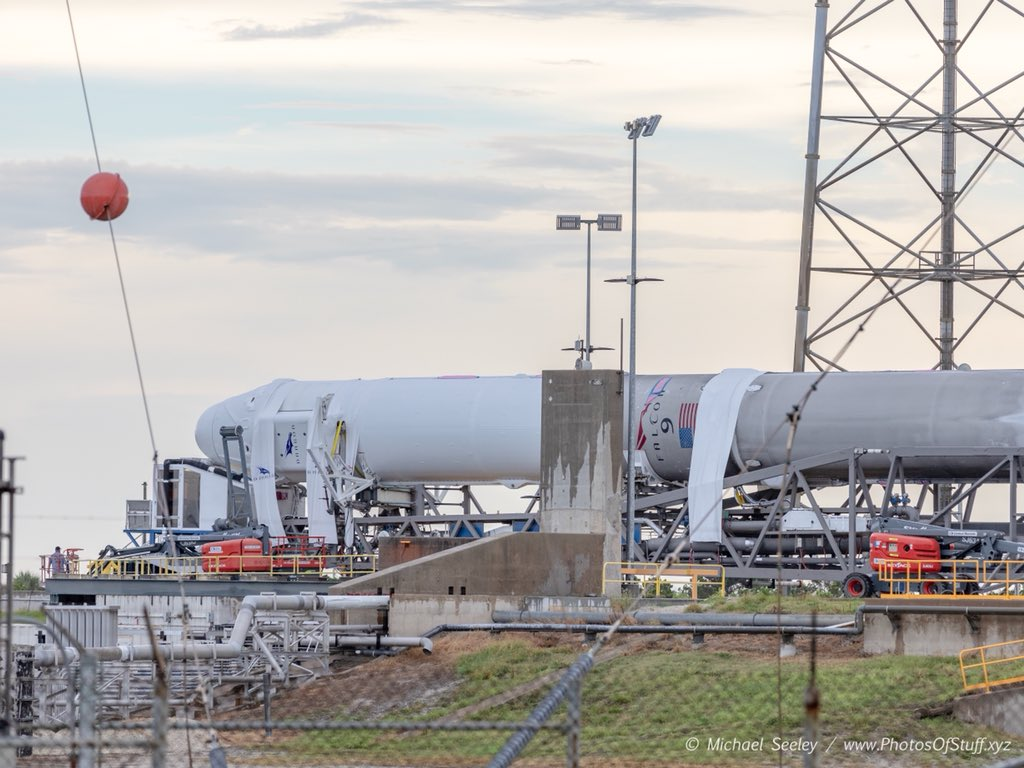 Falcon 9 (CRS-15) - 29.6.2018 - Page 2 141