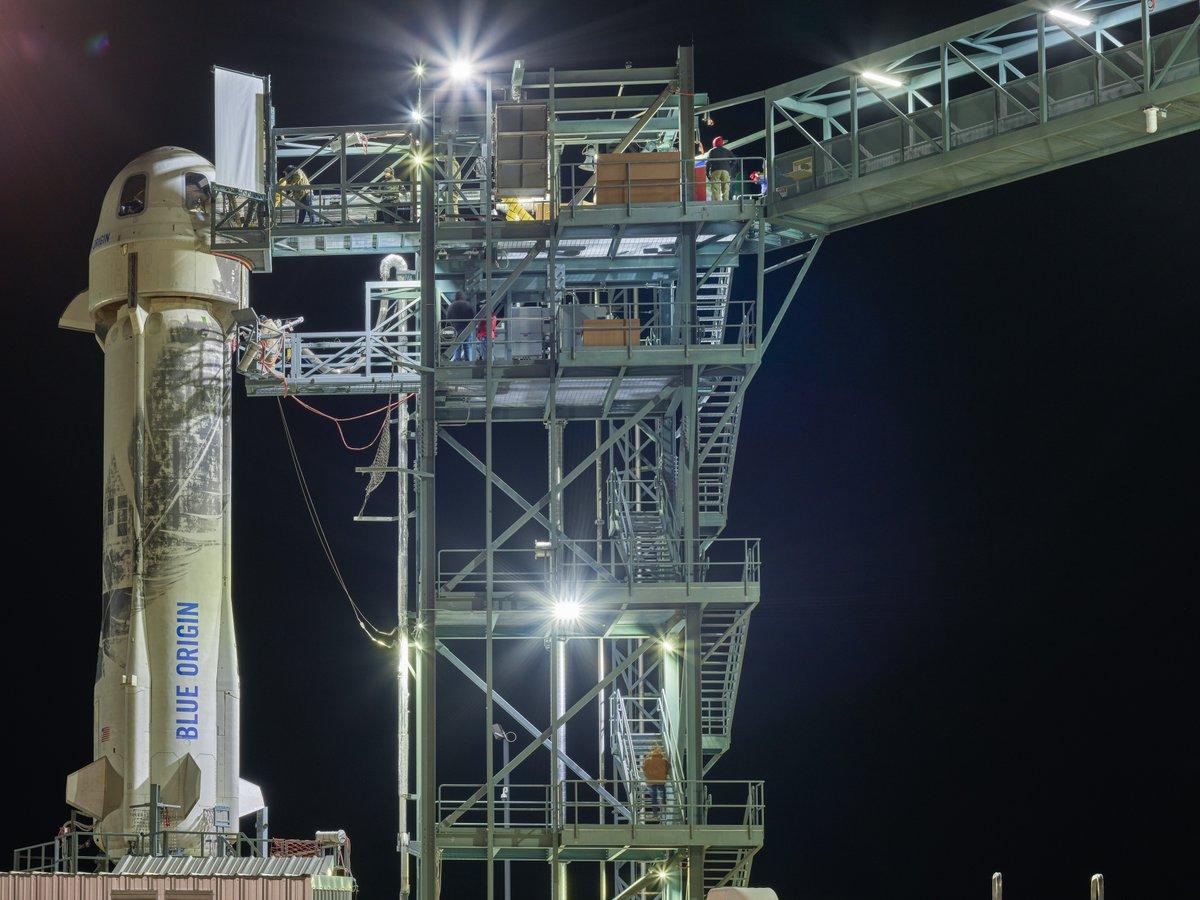 Le lanceur New Shepard de Blue Origin - Page 8 1412
