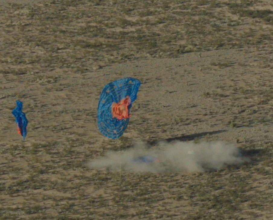 Le lanceur New Shepard de Blue Origin - Page 8 1413