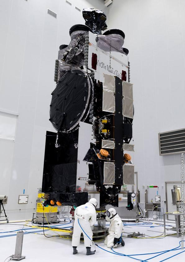 Ariane 5 VA247 (HS-4/SGS-1 + GSAT-31) - 5.2.2019 1414