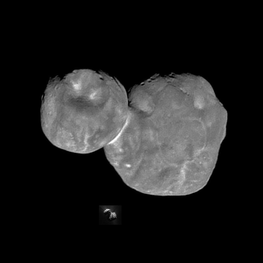 New Horizons : survol d'Ultima Thule (2014 MU69) - 1er janvier 2019 - Page 17 1416