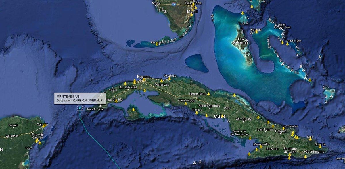 [SpaceX] Barges et flotte maritime de SpaceX - Page 2 1444