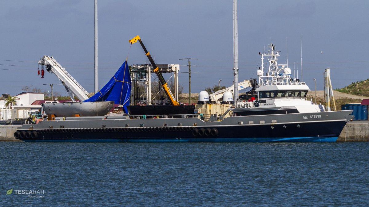 [SpaceX] Barges et flotte maritime de SpaceX - Page 2 1449