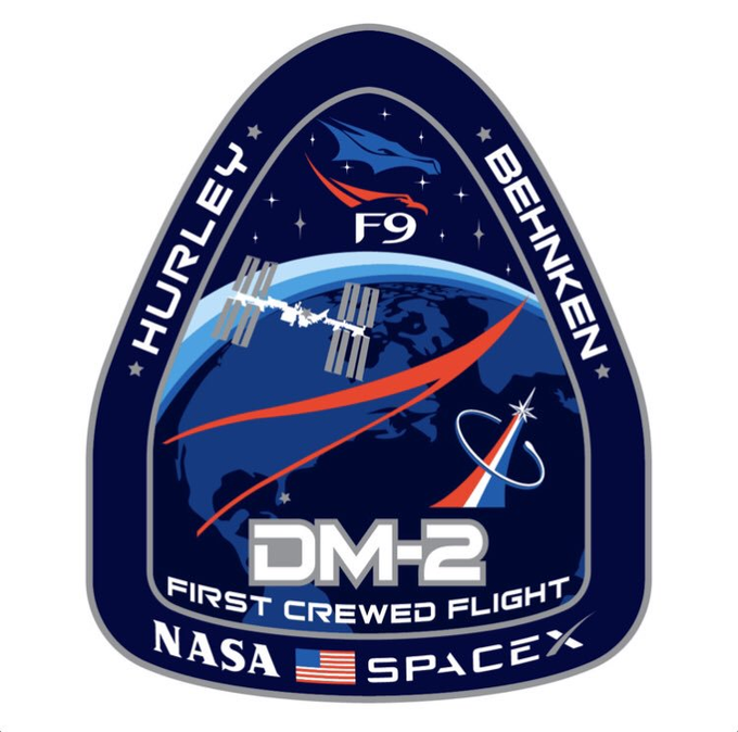 Falcon 9 (Dragon 2 Demo-2) - KSC - Printemps 2020 - Page 3 145