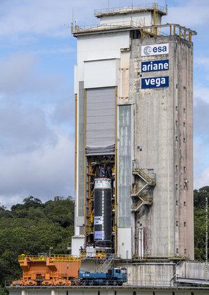 Vega - Le lanceur de l'ESA - Page 16 146