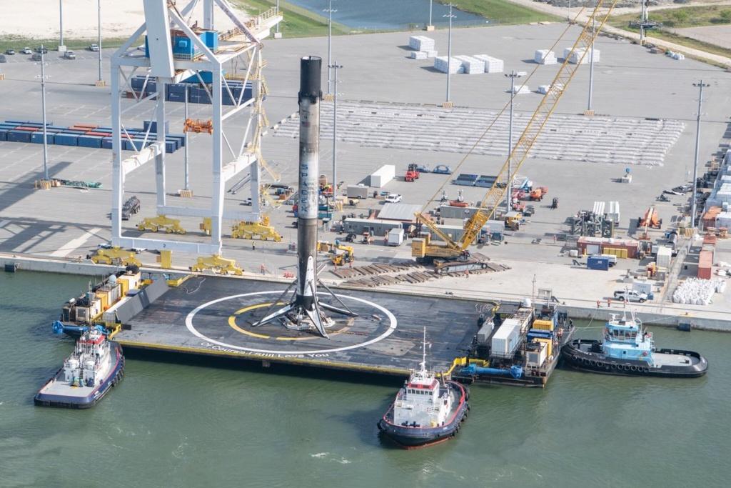 Falcon 9 (PSN-6 + Beresheet + S5) - CCAFS - 22.2.2019 - Page 4 1468