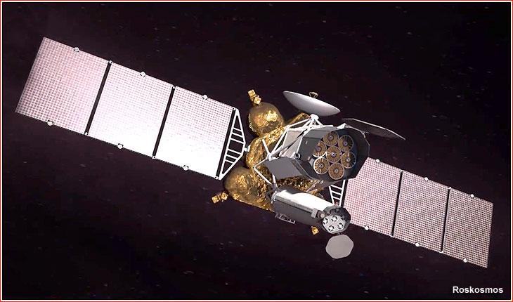 Proton-M - Block DM-03 (Spektr-RG) - Baï - 12.07.2019  1474