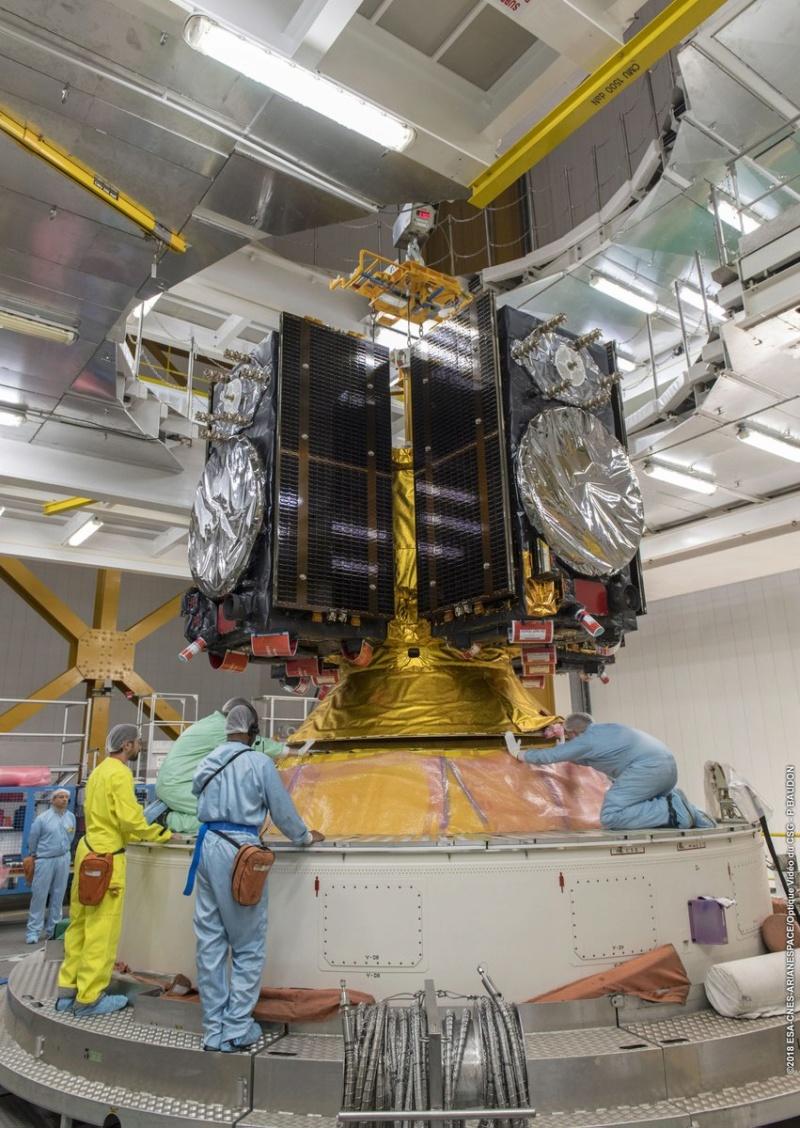 Ariane 5 ES VA244 (Galileo FOC FM 19–22) - 25.7.2018  148