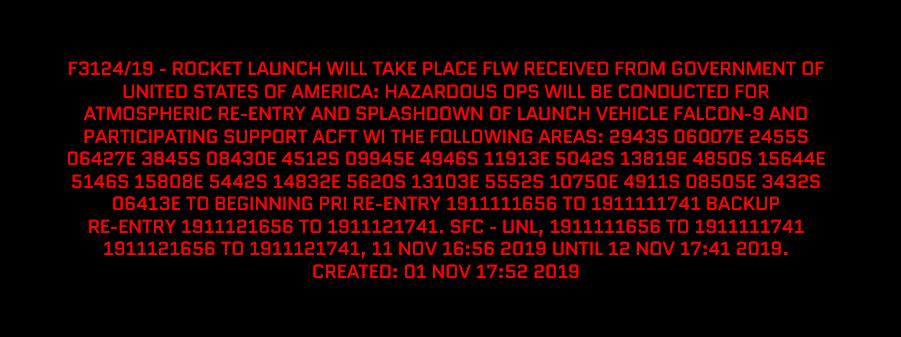 Falcon 9 (Starlink v1.0 L1) - CCAFS - 11.11.2019 - Page 2 148