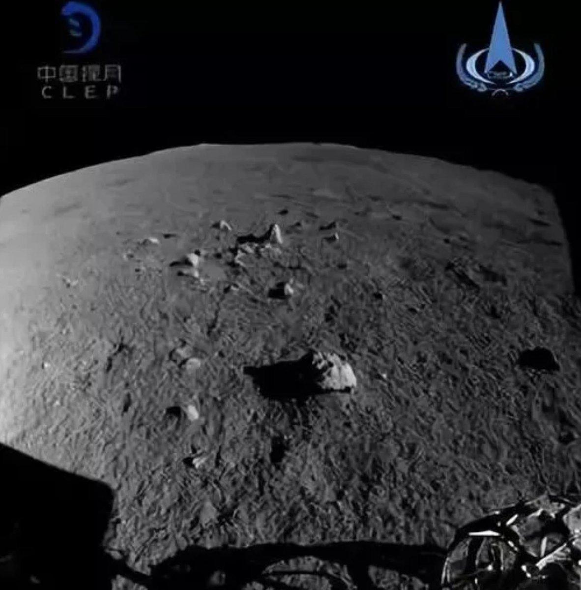Chang'e 4 - Mission sur la face cachée de la Lune (rover Yutu 2) - Page 11 1489