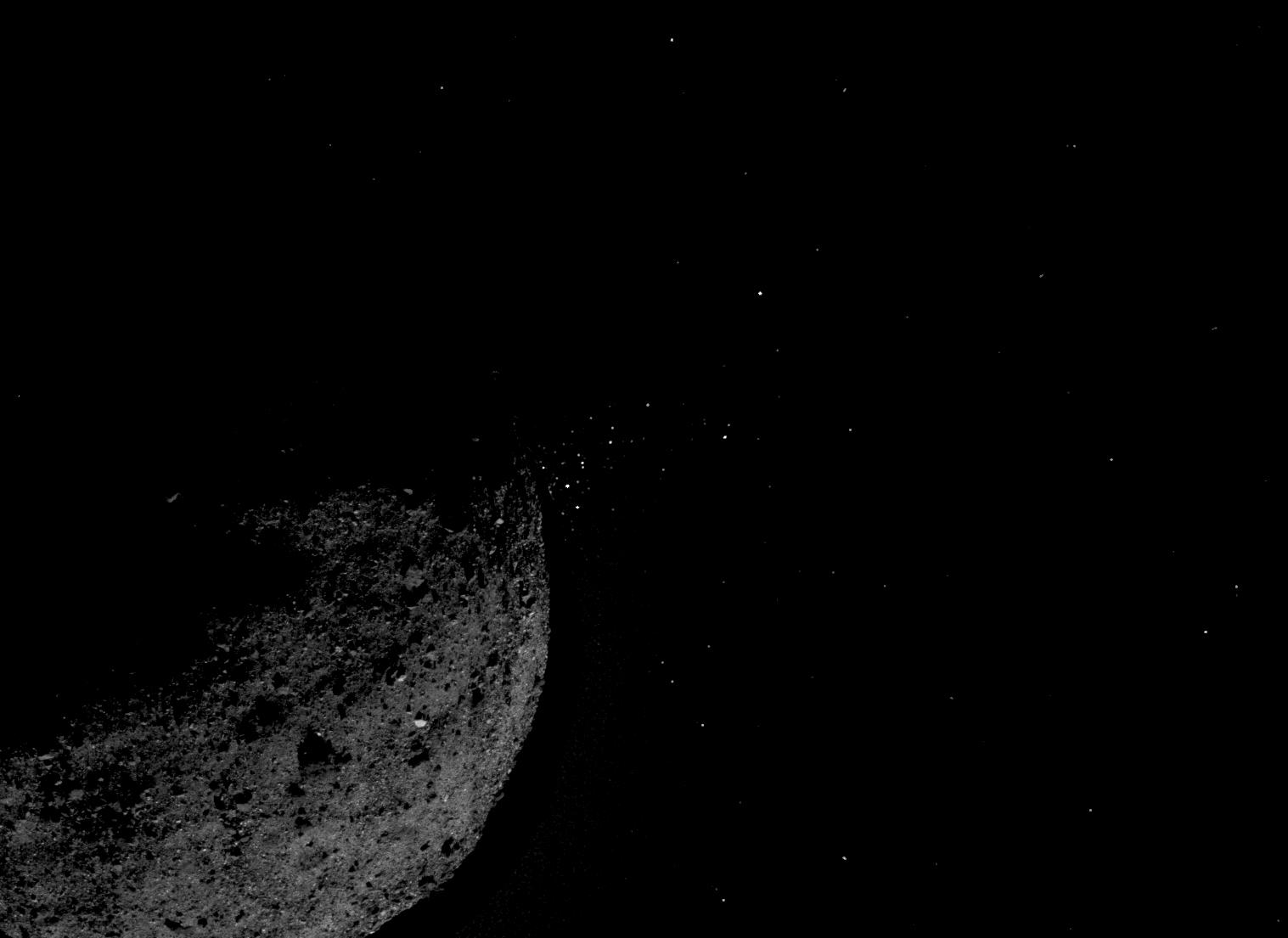 OSIRIS-REx - Mission autour de Bennu - Page 5 1514