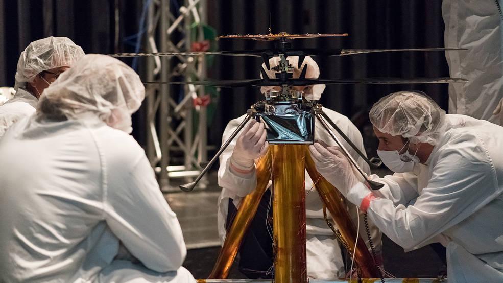 "Préparation du rover Mars 2020 ""Perseverance"" - Page 8 1529"