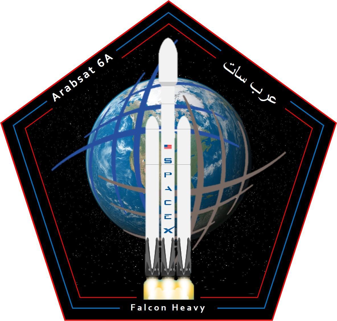 Falcon Heavy (Arabsat 6A) - KSC - 11.4.2019 - Page 2 1542