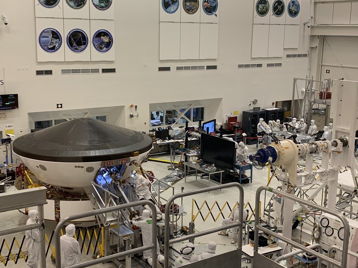 "Préparation du rover Mars 2020 ""Perseverance"" - Page 8 1543"