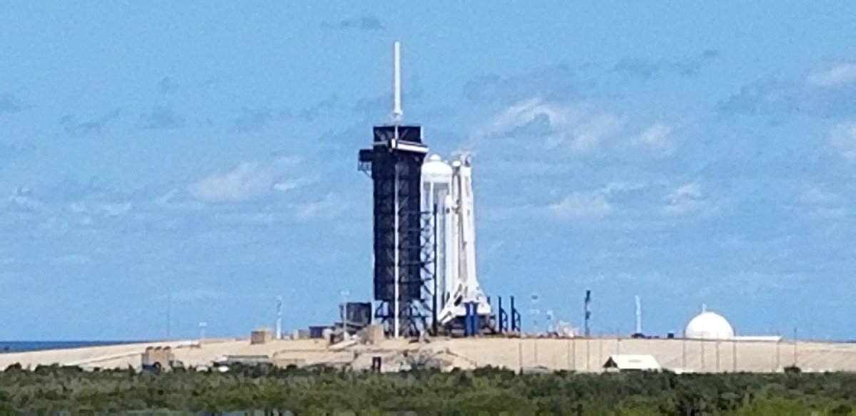 Falcon Heavy (Arabsat 6A) - KSC - 11.4.2019 - Page 2 1548