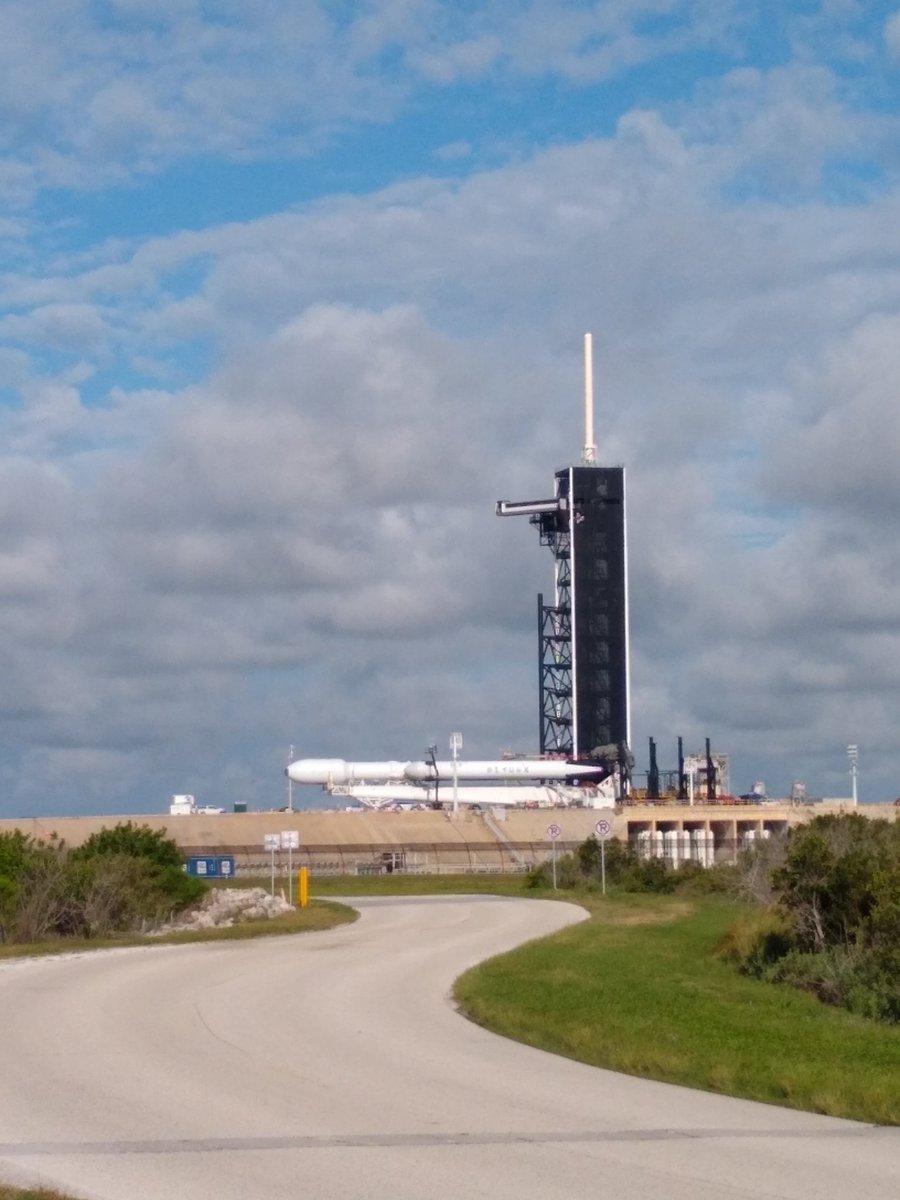 Falcon Heavy (Arabsat 6A) - KSC - 11.4.2019 - Page 4 1564