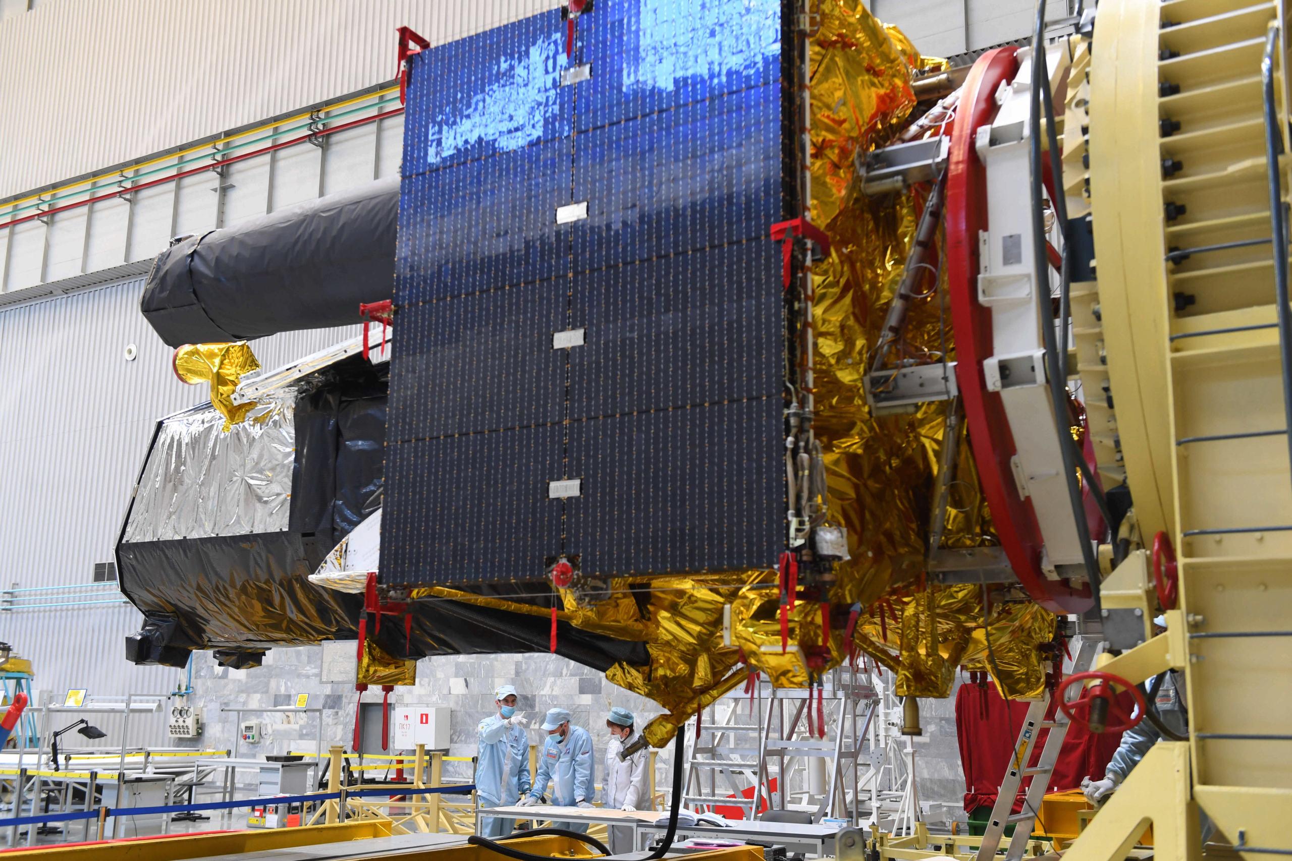 Proton-M - Block DM-03 (Spektr-RG) - Baï - 12.07.2019  1596
